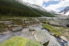 Free Lake Isolation Stock Photos - 8360723