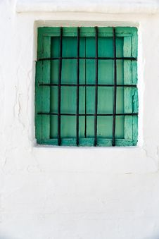 Free Green Window Stock Images - 8360734