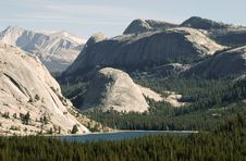 Free Teneya Lake, Yosemite Stock Photography - 8360792