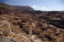 Free Cavusin Cappadocia Turkey Stock Images - 8361304