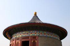 Beijing Temple Of Heaven 2009 Stock Photos