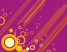 Free Abstract Circle Design Royalty Free Stock Photography - 8362147