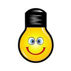 Free Smile Icon Stock Image - 8362191