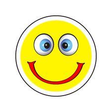 Free Smile Icon Stock Images - 8362454