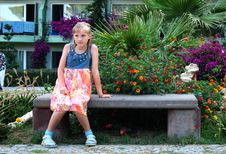 Free Sad Girl Royalty Free Stock Image - 8362586
