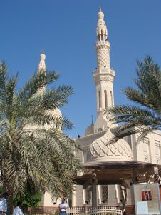 Free Jumeirah Mosque Stock Photos - 8362733