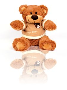 Free Brown Teddy Bear Royalty Free Stock Images - 8362829