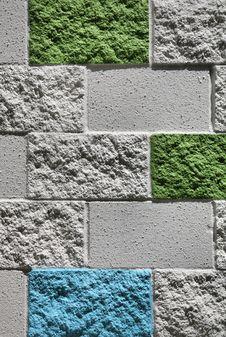Free Multicolored Bricks Royalty Free Stock Photo - 8362875