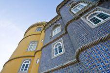 Free Pena Palace Stock Image - 8363441