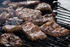 Free Barbecue Stock Photo - 8364280