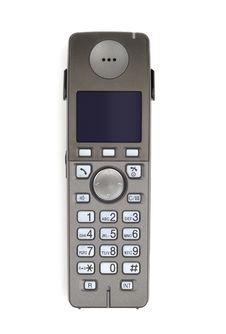 Free Single Phone Tube Stock Photography - 8364922