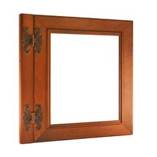Elegant Picture Frame Stock Images