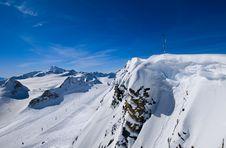 Free Snowy Mountains Stock Photo - 8366300