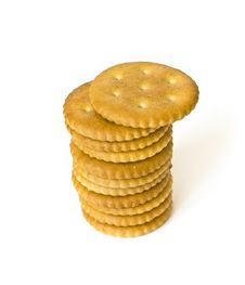 Free Heap Of Biscuits Royalty Free Stock Photos - 8366768