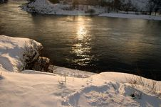 Free Winter Landscape Royalty Free Stock Images - 8366949