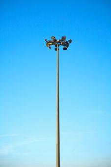 Free Street Lamppost Stock Image - 8367301