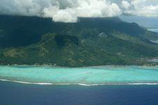 Free Volcanic Island Stock Images - 8368314