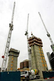 Free Concrete Construction Stock Image - 8369061