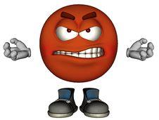 Free Single Male Emoticon Stock Photos - 8369113