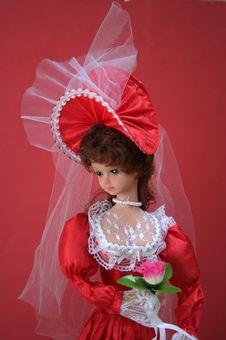 Free Bridal Attire Royalty Free Stock Photography - 8369797