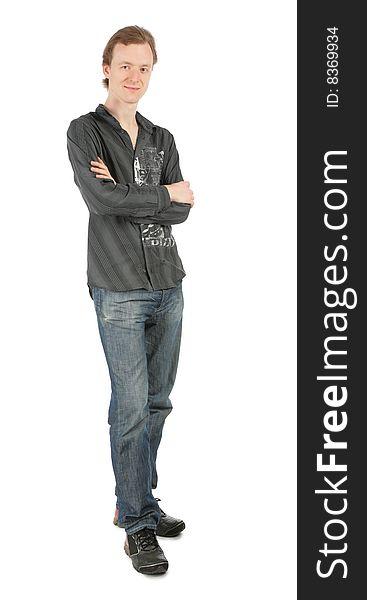Standing guy