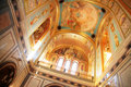 Free Interior Of Temple Of Christ Of Savior In Moscow Stock Photos - 8370203