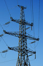 Free Power Transmission Tower Stock Photos - 8379743