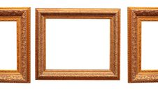 Free Frames For Picture On White Stock Photos - 8371143