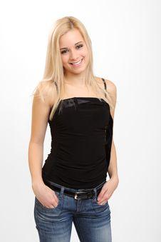 Free Fashion Girl Stock Photos - 8372193