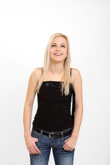Free Fashion Girl Royalty Free Stock Images - 8372229