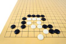 Free The Game Of Go Royalty Free Stock Image - 8372296