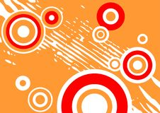 Free Orange Abstract Background Stock Image - 8372971