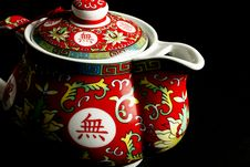 Free Chinese Teapot Stock Photos - 8373063