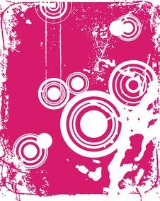 Free Abstract Circle Texture Royalty Free Stock Photo - 8373855