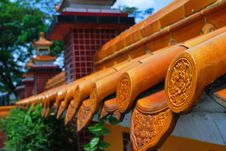 Free Chinese Temple Royalty Free Stock Images - 8374239