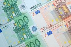 Free Euro Bank-notes Stock Image - 8374551