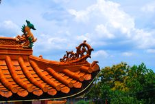 Free Chinese Temple Royalty Free Stock Images - 8374709
