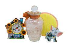 Free Aromatic Salt For Bath 4 Stock Image - 8374721