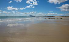 Free Beach Royalty Free Stock Photo - 8375835