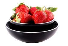 Free Wonderful Red Strawberries. Royalty Free Stock Image - 8375886