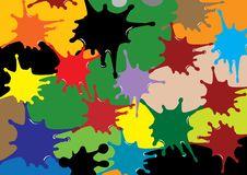 Free Decorative Blots Royalty Free Stock Photo - 8376095