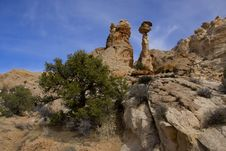 Free San Rafael Swell Royalty Free Stock Photos - 8378688