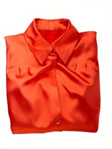 Free Red Shirt Royalty Free Stock Image - 8378966