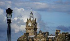 Free Edinburgh Skyline, Scotland Stock Photo - 8379020