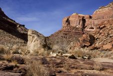 Free San Rafael Swell Stock Photo - 8379630
