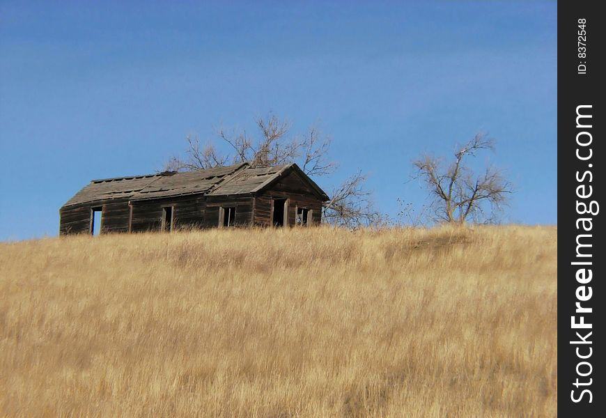 Little House On The Hilltop