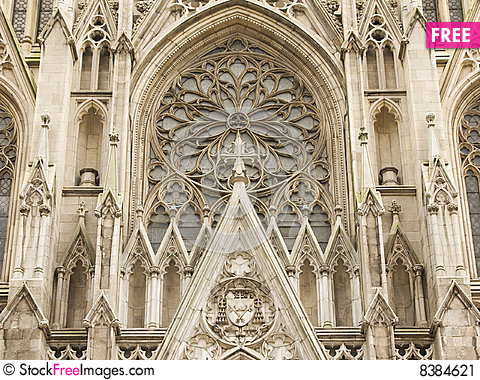 Free Church Stock Image - 8384621