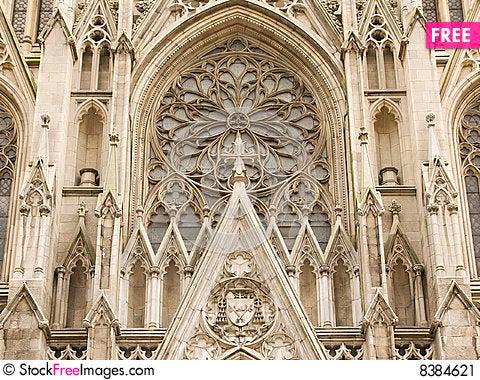 Free Church Stock Image - 8384621