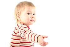 Free Little Blond Boy Royalty Free Stock Photos - 8380788