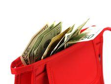 Free Dollars Royalty Free Stock Image - 8381016